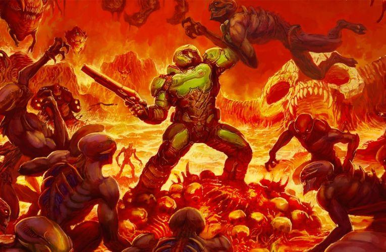 Review round-up: Doom, Skyrim, LA Noire, Rime, Kirby Battle Royale