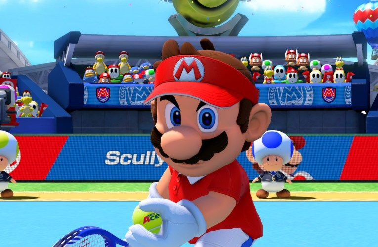 Mario Tennis Aces (Switch) review