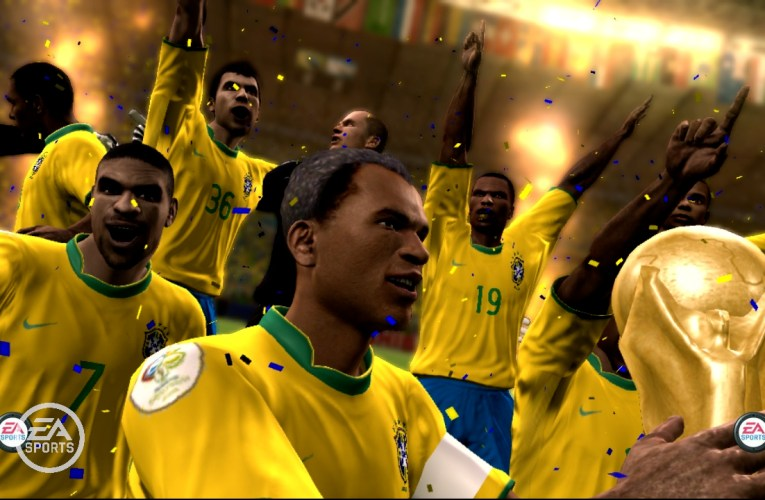 The complete history of FIFA World Cup video games