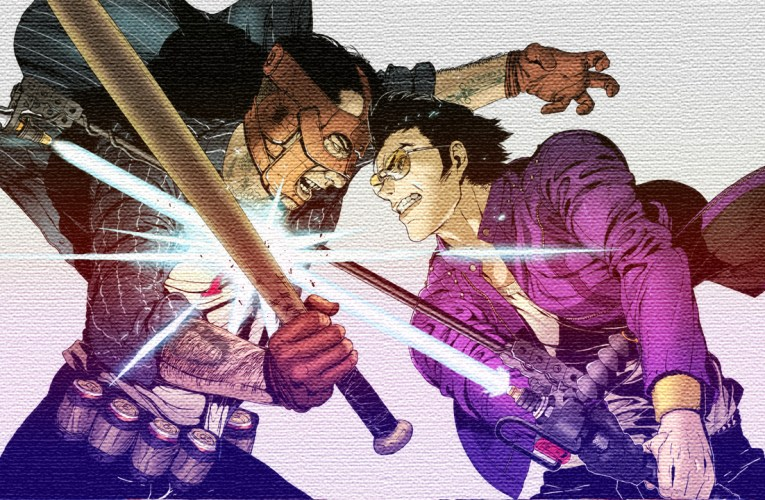 Travis Strikes Again: No More Heroes (Switch) review