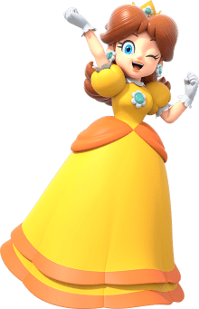 SuperMarioParty_Daisy