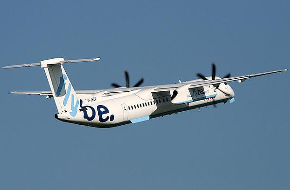 Flybe Goes to Tiree
