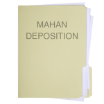 Mahan Deposition