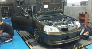Honda Hatch SR20