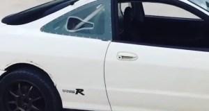 NSX powered Integra