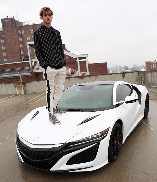 Why I'm OK With This Youtuber Standing On The Hood Of A