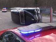 Eisenhower Cadillac crash