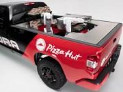Toyota Pizza truck