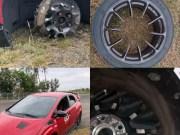 jdm wheel explodes
