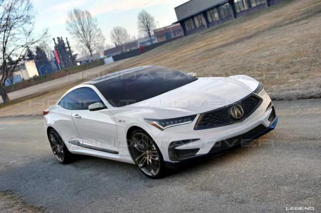 2020 Acura Legend