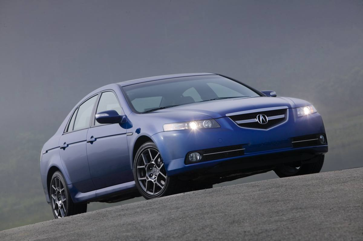5 Things You Probably Didn T Know About The 2007 2008 Acura