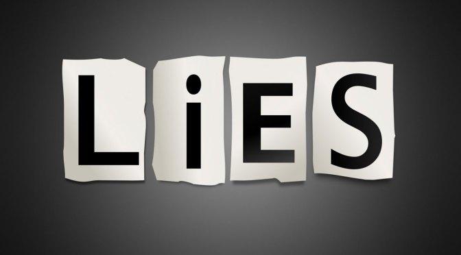 Cum detectam minciuna