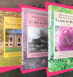Libros La boz de Bulgaria. Tirocinio