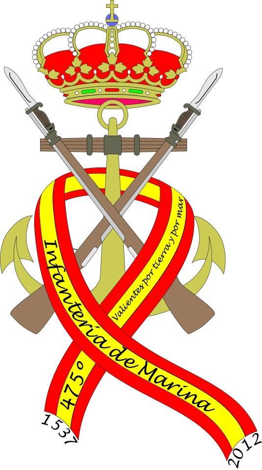 475 Aniversario del Cuerpo de Infantería de Marina