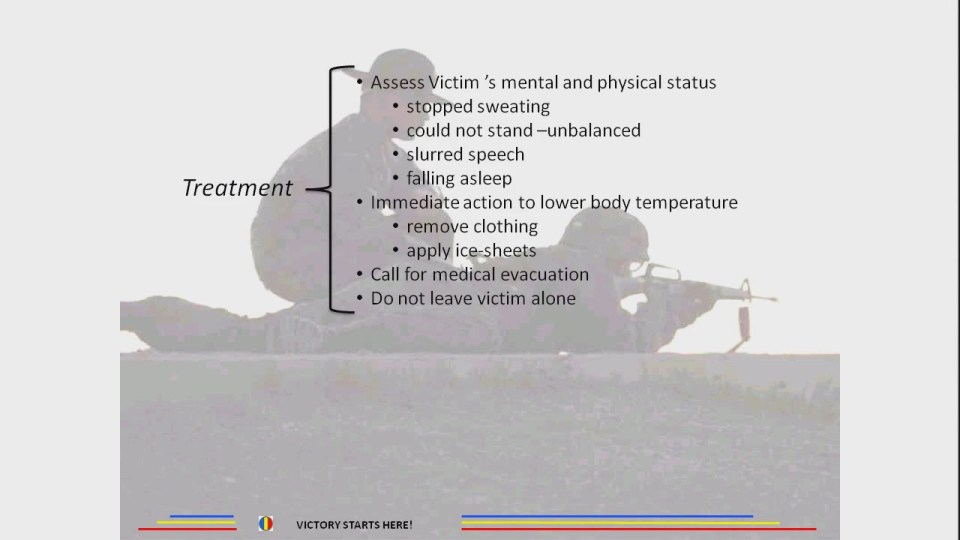 Treatment - Heat Can Kill 2[21-20-49]