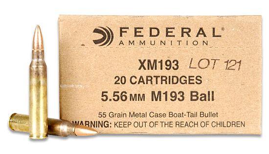 Federal XM193