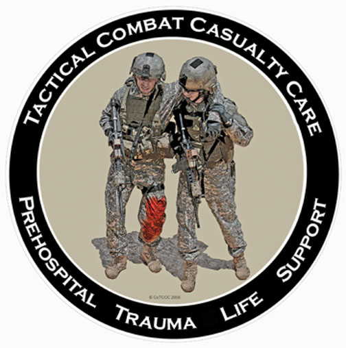 Tactical Combat Casualty Care (TCCC).