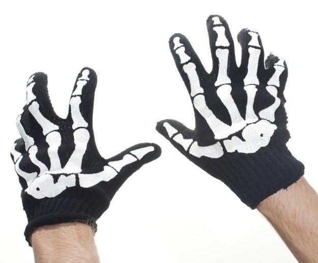 Guantes, único elemento del equipo de protección personal para las manos.