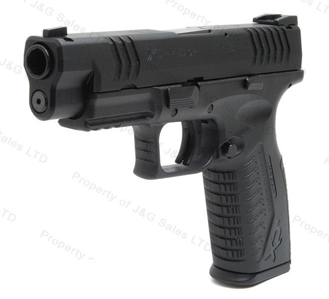 Pistola semiautomática Springfield XDM.