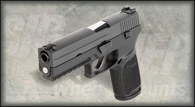 SigSauer P250 9 Luger