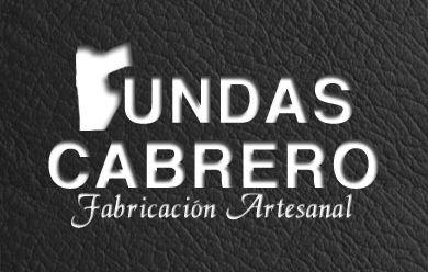 Fundas Cabrero, fabricación artesanal de todo tipo de fundas y complementos para arma corta.
