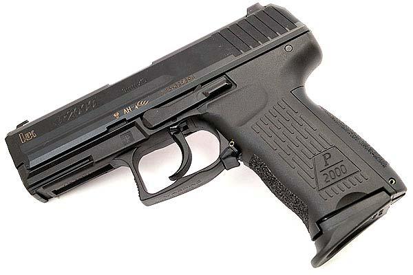 HK P2000 9 Luger