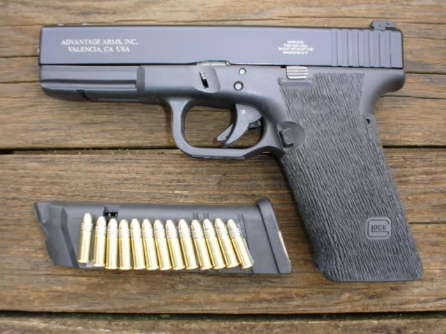Kit de conversión .22 LR para Glock de Advantage Arms