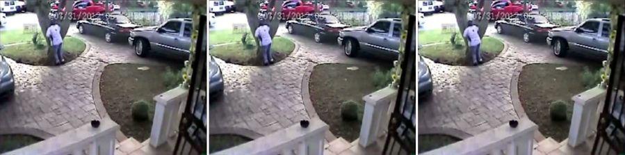 Delgado recibe un disparo en la cabeza