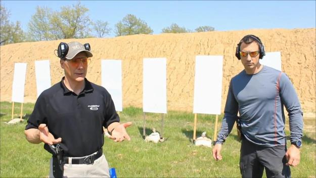 Ron Avery Talks the Science of the Draw Stroke