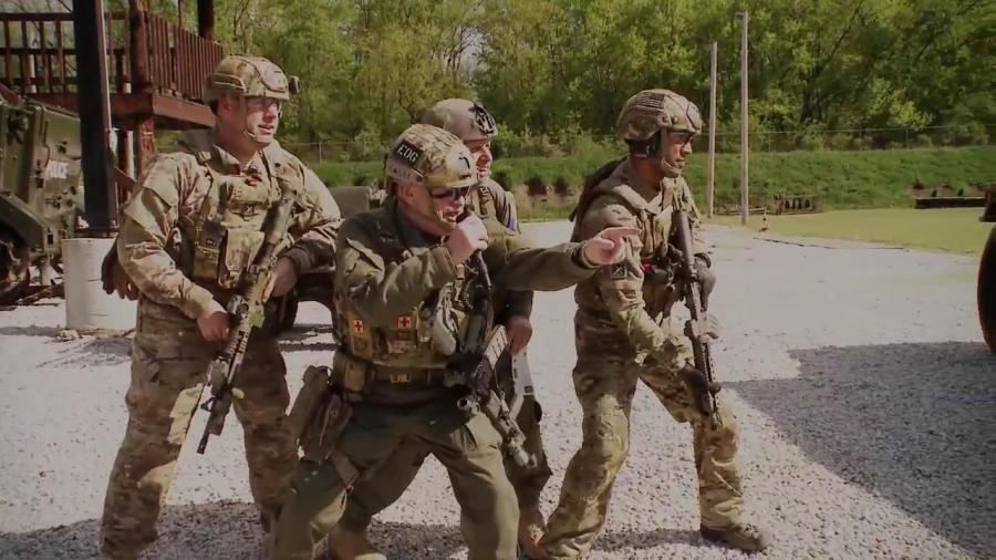 Panteao Productions - EAG Tactical- Make Ready with Uptown Girl
