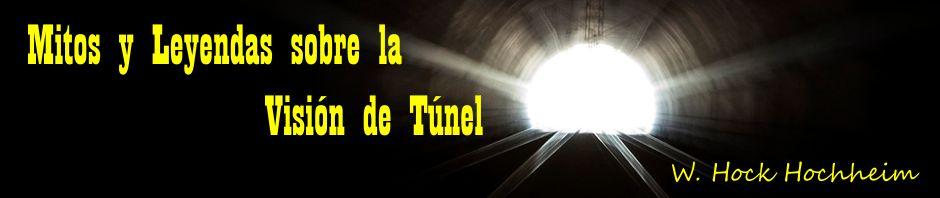 Mitos y Leyendas sobre la Visión de Túnel. Por W. Hock Hochheim.