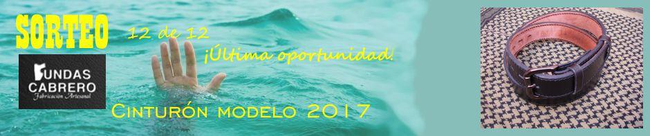 SORTEO. ¡Última oportunidad! Cinturón Fundas Cabrero modelo 2017, para uso diario (12 de 12).