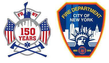 150º cumpleaños Cuerpo de Bomberos de Nueva York