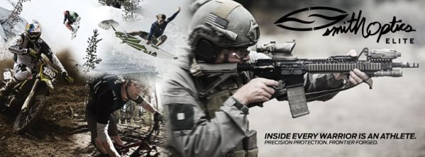 Smith Optics Elite, distribuida en España por Andreu Soler i Associats.