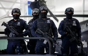 Policía Federal mexicana