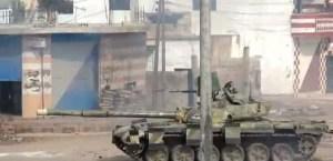 Irán aumenta sus tropas en Siria. El objetivo de Teherán consiste en mantener abiertas las rutas de aprovisionamiento.