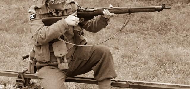 El Lee-Enfield calibre .303 era el mejor compañero del soldado británico. Incluso Lawrence de Arabia lo utilizó.