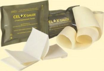 Figura 1. Celox Gauze