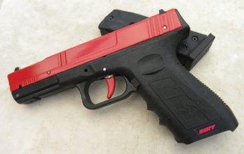 SIRT Training Pistol para la práctica del tiro en seco