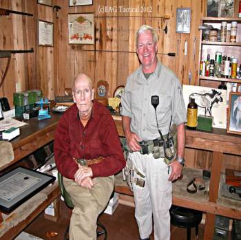 Jeff Cooper, Pat Rogers (May 2005)