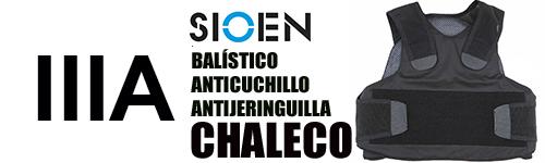 Chaleco blindado SIOEN