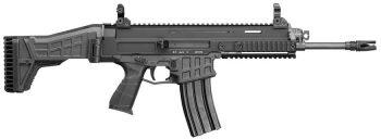 Versión en calibre 5'56x45 milímetros OTAN del nuevo fusil 806 BREN 2 de CZ
