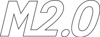 Logo de la nueva serie M2.0 de Smith and Wesson