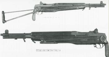 Versión carabina del M1 Garand