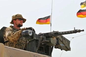 La ametralladora MG3 de Alemania resulta insustituible. 70 años de servicio y contando.