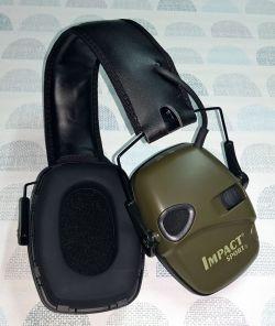Cascos electrónicos de protección auditiva Honeywell Howard Leight™ Impact Sport®