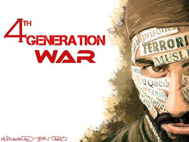 4th Generation War. Syed Zaid Zaman Hamid