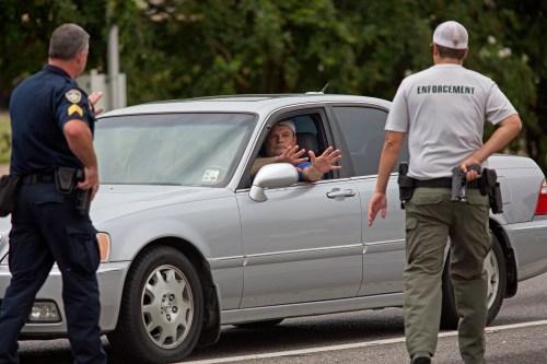 Tiroteo policial en Baton Rouge, La.