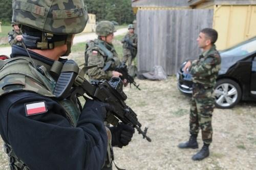 Military Advisory Team I/Police Advisory Team II Training Exercise