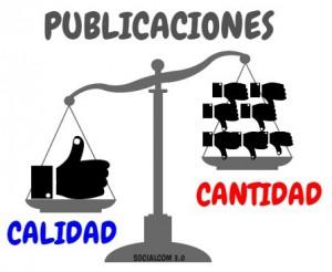 Cantidad vs Calidad